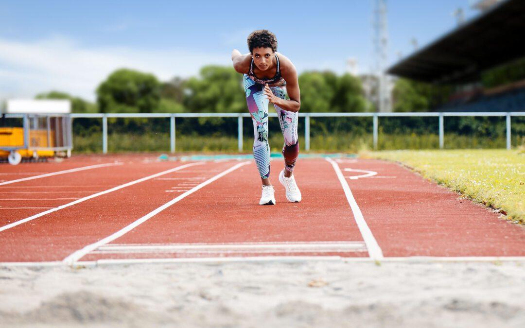 German Athletics Championships 2020 with Malaika Mihambo