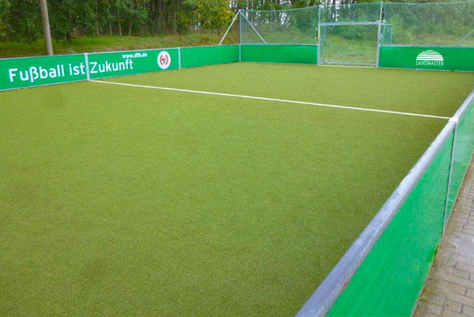 before-after artificial turf