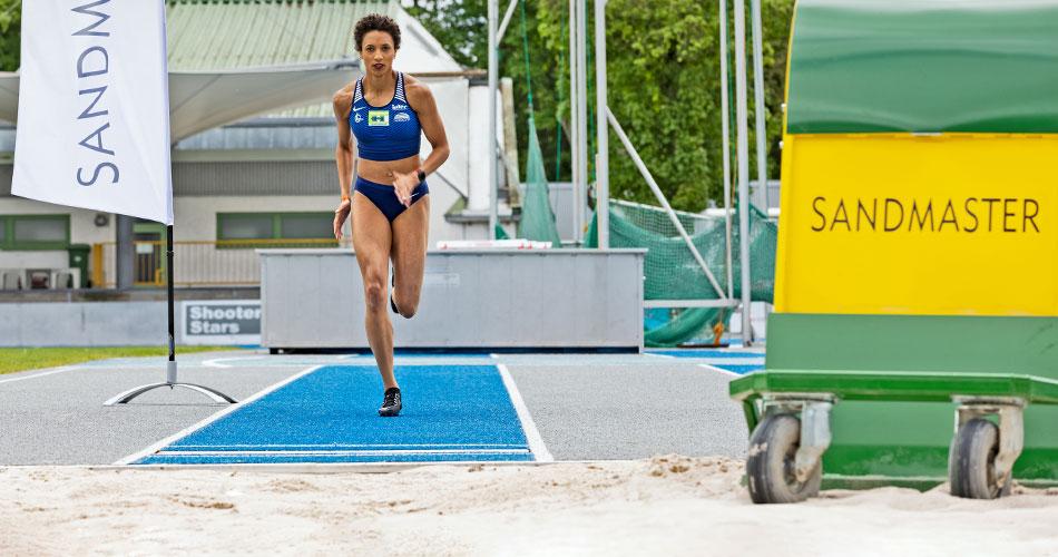 Malaika Mihambo jumps to golden victory